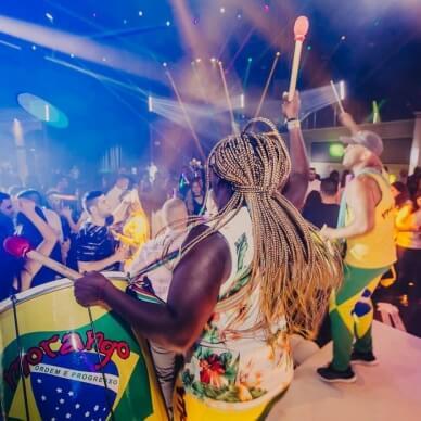 הופעה ברזילאית באירוע